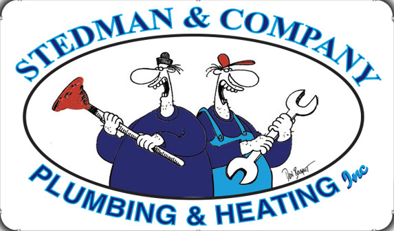 Stedman & Company's logo designed by renowned RI artist, Don Bousquet