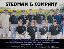 Stedman & Company are proud to support the local sports teams